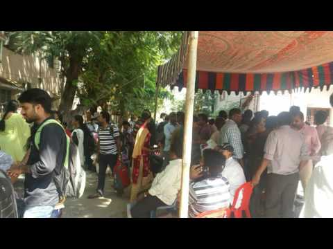 A.P. Pharmacy Council  and Drug Trade Associations Unethical Street Registrations in Tirupathi