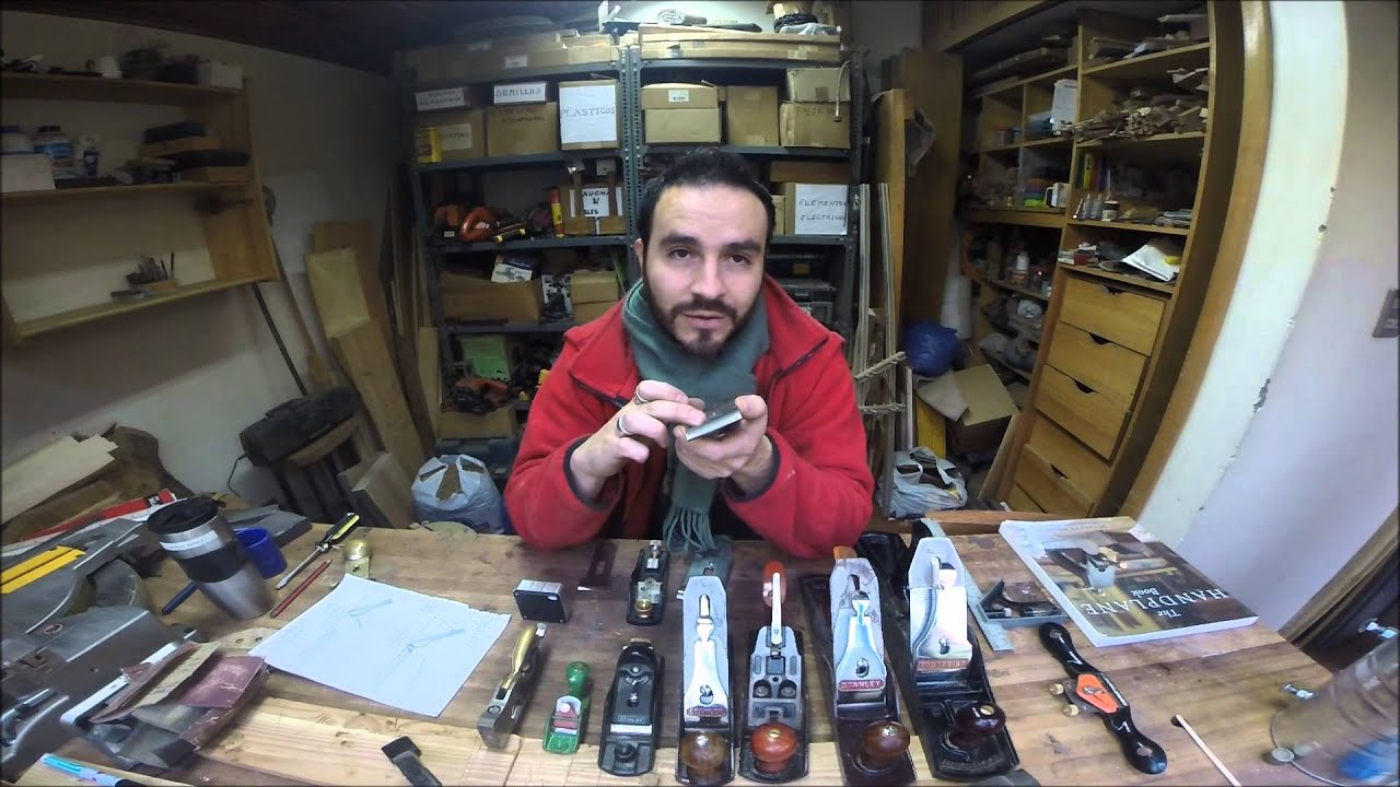 Algunos cepillos carpinteros b sicos funcionamiento y - Cepillo de carpintero ...