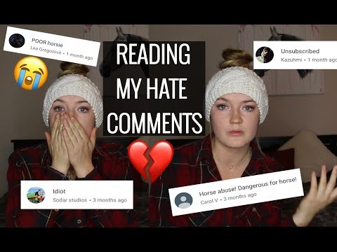 Equestrian Reading Hate Comments Pt 2