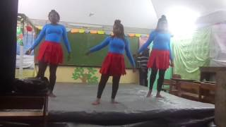 Blessing After Blessing by Positive dance-YOM