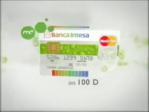 Banca Intesa  - Credit Cards