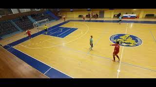 Новые Люди Вологодская Таможня Чемпионат Лиги мини футбола 2021