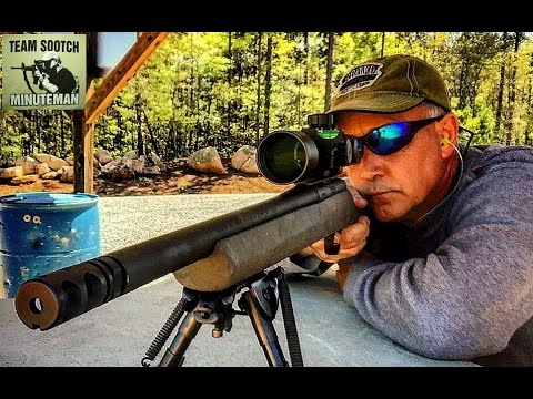 Remington 700 SPS  223 Heavy Barrel Rifle