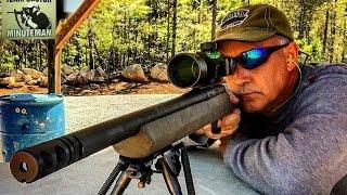 Remington 700 SPS .223 Heavy Barrel Rifle