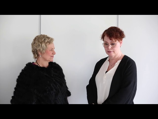 Holm rekrytering möter HR konsulten Maria Wagenius
