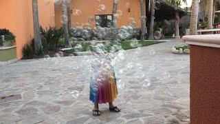 Blown Away (by Bubbles)