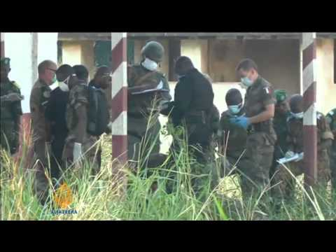 Thousands of Muslims try to flee Bangui