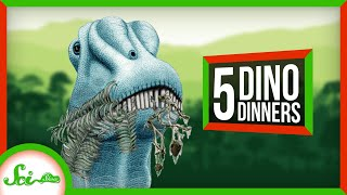 5 Dinosaur Dinners and What They Told Us
