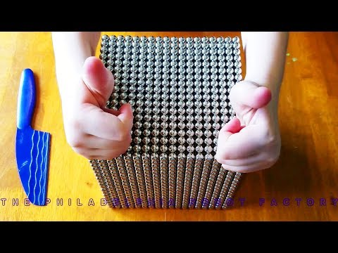 REVERSE  Magnet Cube Neodymium Ball Magnets