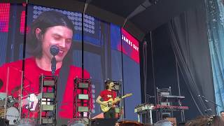 Bad - James Bay in Lisbon, Portugal (01/06/2019)