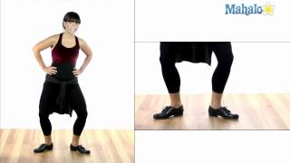 How to Tap Dance: Beginner Combination