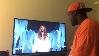 Beyonce- Precious Lord (Live 2015 Grammys) Reaction