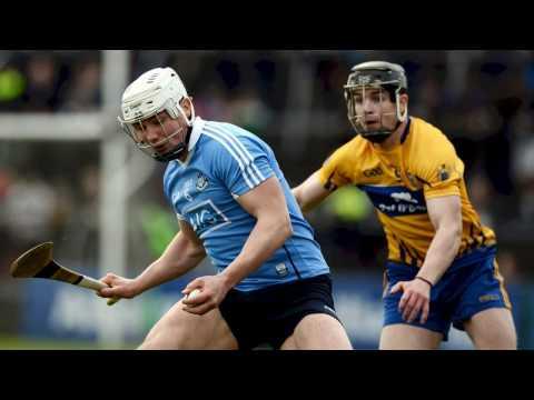 Tony Kelly post Dublin game, April 2017