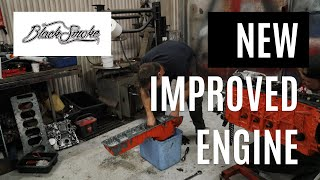 New imporved engine | 42-2020