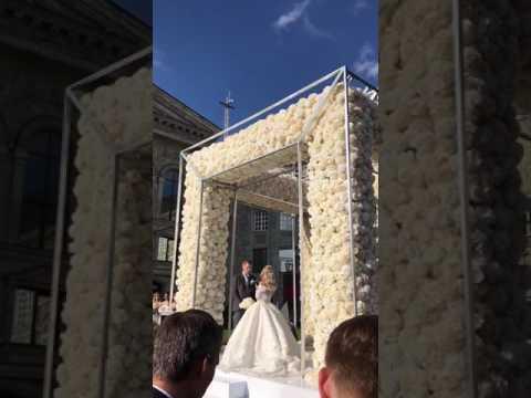 Видео Свадьба никиты преснякова и алены красновой видео последнее