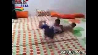 Real WWE Game By Kids