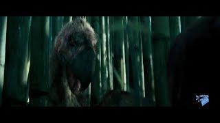 10000 BC кино  / Сцена атаки гигантской птицы