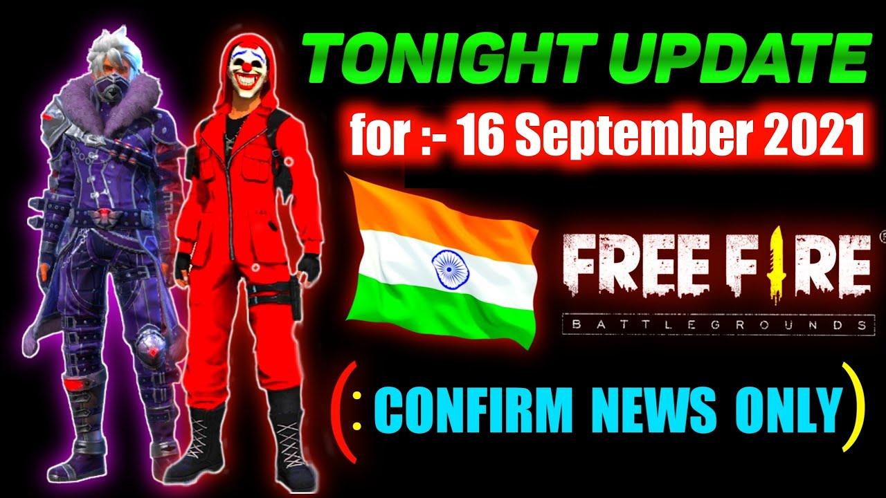 TONIGHT UPDATE OF FREE FIRE   FREE FIRE NEW EVENT   FREE FIRE TONIGHT UPDATE  Rasmic Raaz