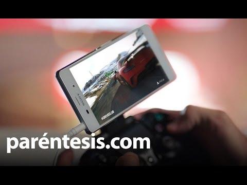 Celular Sony Xperia Z3, review en español.