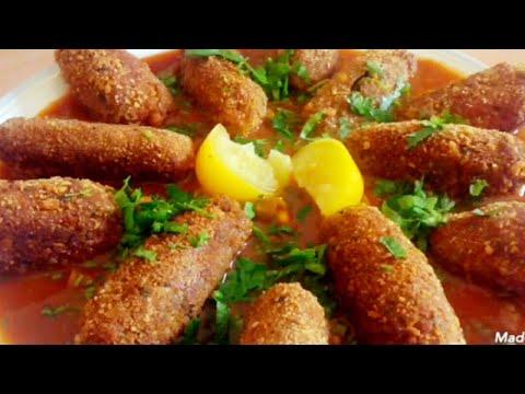 وصفات رمضان / طبق بالمرقة فقط اقتصادي جدا جدا جدا جدا حصري مع مروى الجزائرية