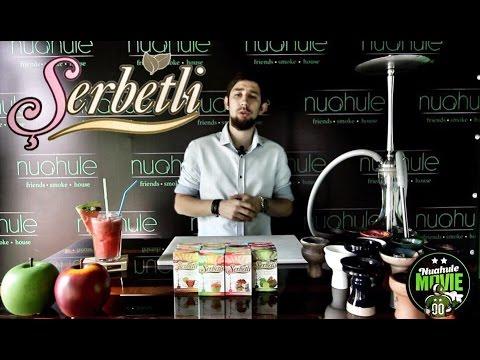 Пробуем новые 18 вкусов табака Serbetli.