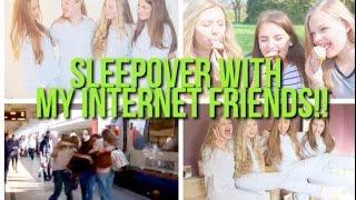 BEST WEEKEND WITH MY INTERNET BEST FRIENDS! thumbnail