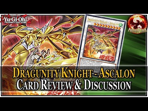Dragunity Knight - Ascalon: This is a Horribly Outdated Boss Monster :(