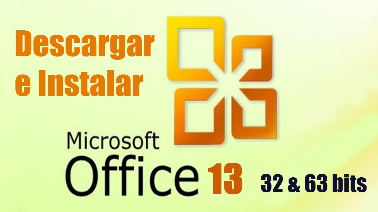 Descargar e Instalar Office 2013 | 32 & 6…