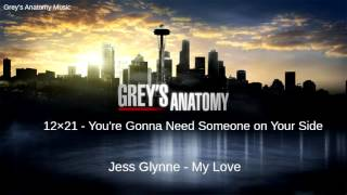Grey's Anatomy Season 12 Episode 21: Jess Glynne - My Love (Acoustic)