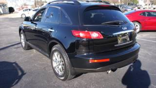 *SOLD* 2007 Infiniti FX35 Walkaround, Start up, Tour and Overview