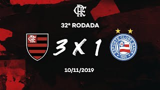 Flamengo x Bahia Ao Vivo - Maracanã