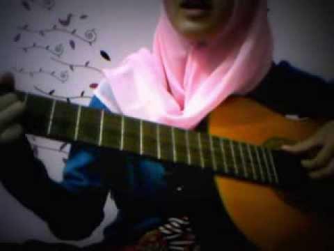 cinta dua hati (afgan) guitar cover by Putri SR