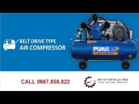 Máy nén khí Puma Đài Loan 10Hp, 3Hp, 5Hp, 7.5Hp