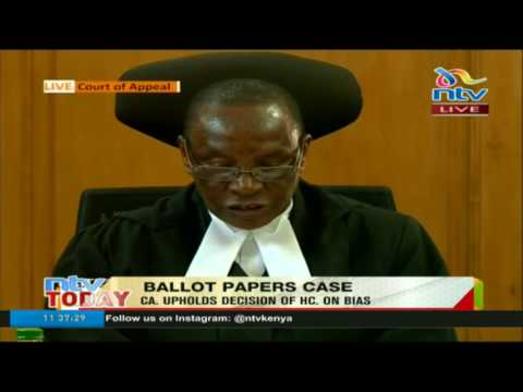 Court throws out NASA appeal on ballot paper tender