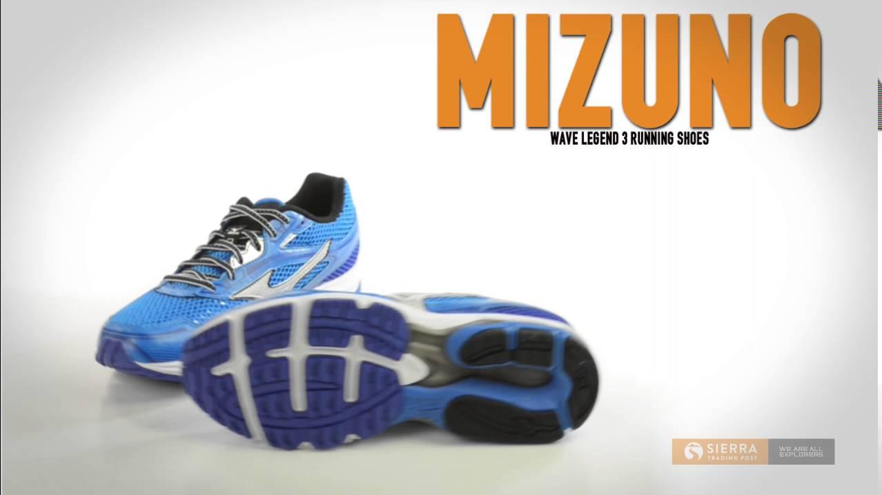 promo code cebb3 37b87 Mizuno Wave Legend 3 Running Shoes (For Men)