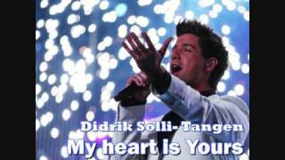 Didrik Solli-Tangen - My Heart Is Yours (Deejay Joyka Remix)