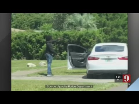Video: Teens arrested after shootout in Apopka