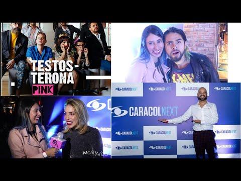 LA NENA 3, Testosterona Pink, De Levante y más temporadas por Caracol Next -  Maritza Ariza