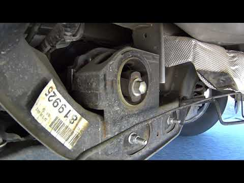 Diff bush Ford Territory SZ Petrol 4.0 RWD 2012