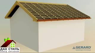 як зробити дах з полікарбонату