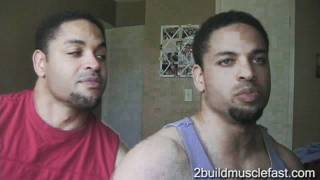 MUSCLEMEDS CARNIVOR PROTEIN SUPPLEMENT REVIEW @hodgetwins