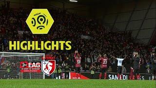 EA Guingamp - LOSC (1-0) - Highlights - (EAG - LOSC) / 2017-18