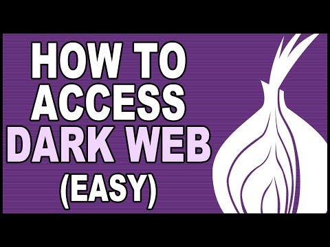 How To Access THE DARK WEB On Windows   *2020*