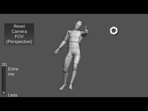 Pose Tool 3d On Android