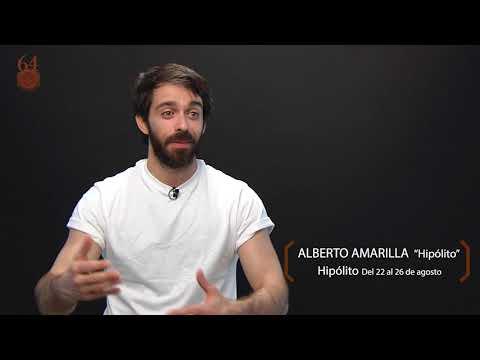 Alberto Amarilla es