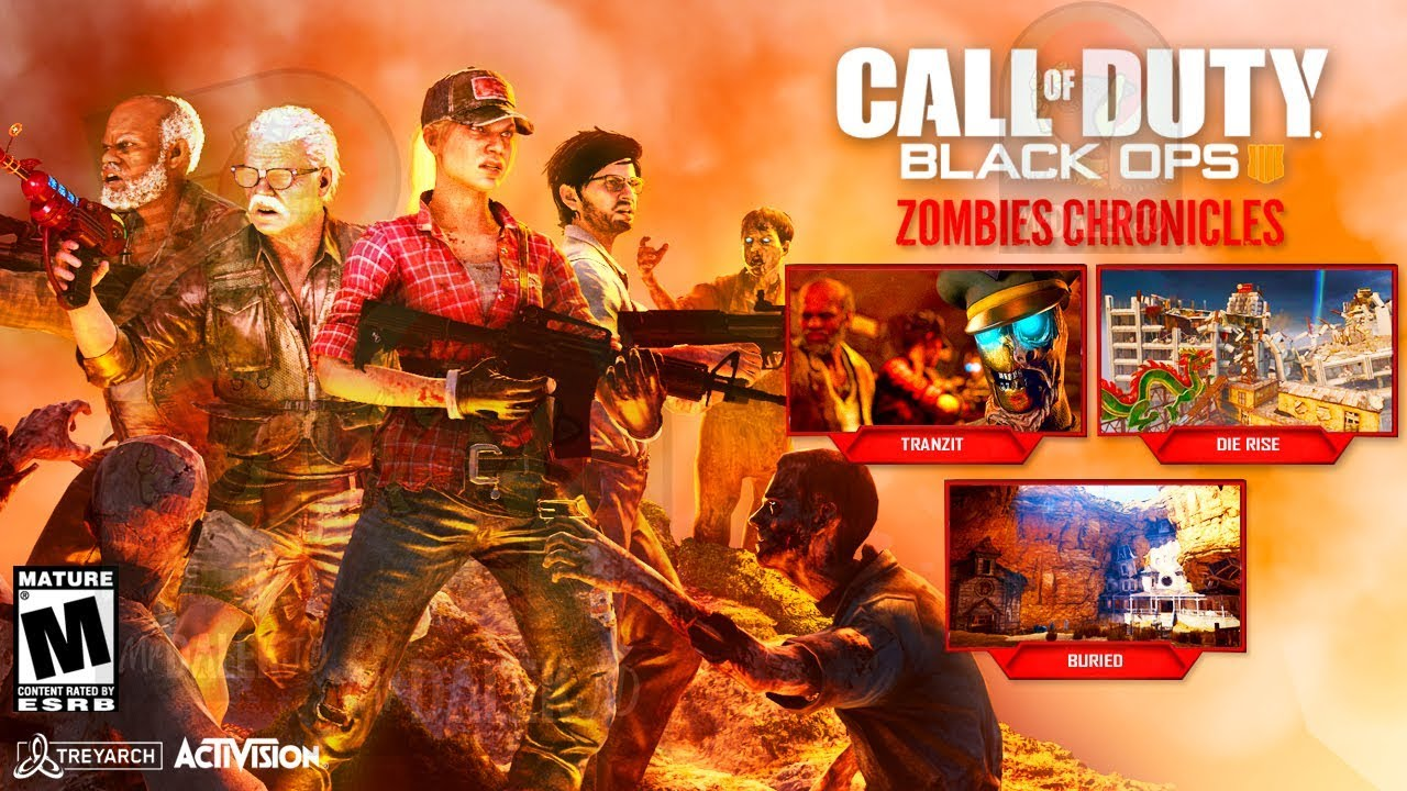 Zombies Chronicles 2 The Unfortunate Truth Dlc 5 Youtube
