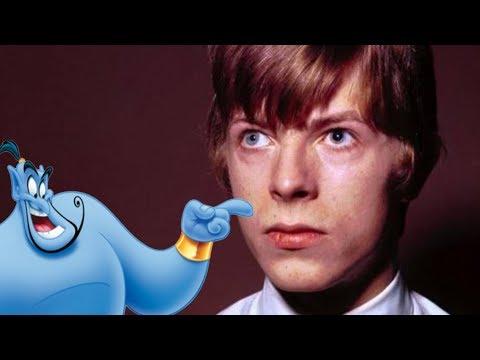 Aladdin Sane - David Bowie (1973) (With Subtitles/Lyrics)