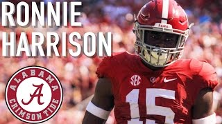 Ronnie Harrison  quotSAVAGEquot  Official Alabama Highlights