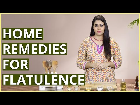 FLATULENCE PROBLEM – Causes & Home Remedies For Excessive FLATULENCE, FARTING