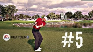 Rory McIlroy PGA Tour Career Mode - Episode 5 - STRONG FINISH! (Ps4/Xbox One Gameplay HD)